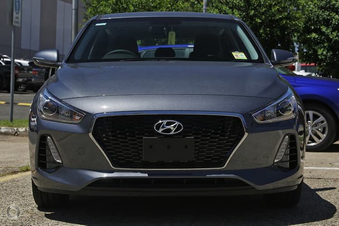 2019 Hyundai i30 Active PD2 MY19 Grey