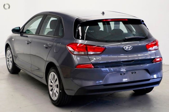 2019 Hyundai i30 Go PD MY19 Grey