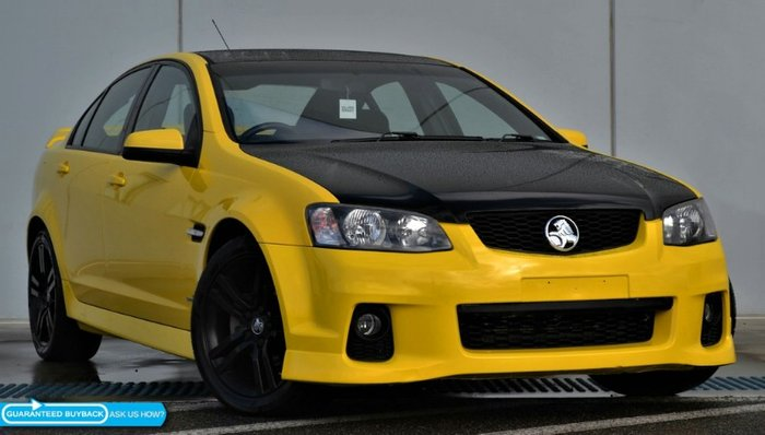 2011 Holden Commodore SV6 VE Series II HAZARD