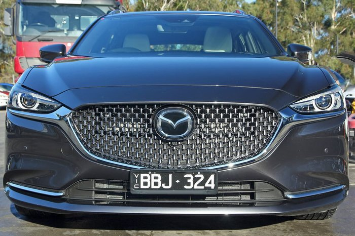 2019 Mazda 6 Atenza GL Series Grey