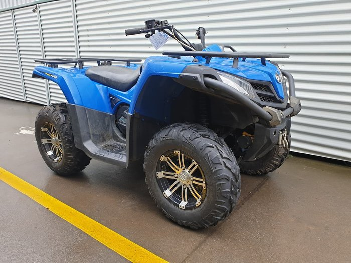 2016 CFMOTO X400 LE null null Blue