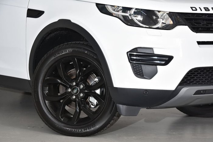 2018 Land Rover Discovery Sport TD4 110kW SE L550 MY19 4X4 Constant White