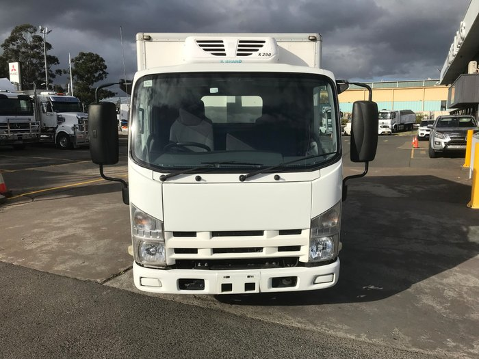 2008 Isuzu NLR200 NLR200 REFRIGERATED PANTEC WHITE