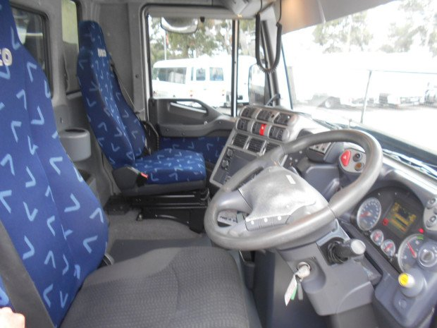 2012 Iveco Powerstar 7200 WHITE