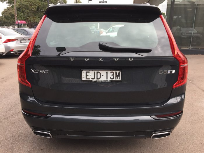2020 Volvo XC90 D5 R-Design MY20 4X4 On Demand Savile Grey