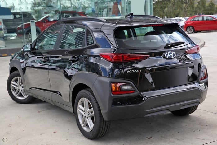 2018 Hyundai Kona Active OS.2 MY19 Black
