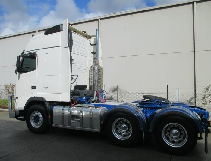 2013 Volvo FH16 Globetrotter