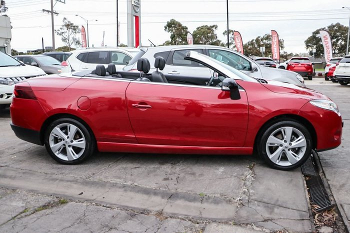 2013 Renault Megane III E95 MY13 Red