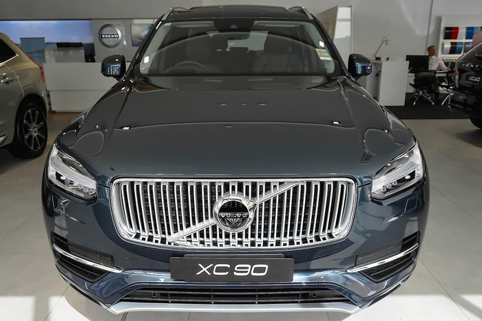 2018 Volvo XC90 D5 Inscription MY19 4X4 On Demand Blue