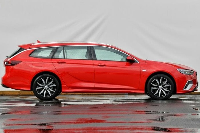 2017 Holden Commodore RS ZB MY18 Red