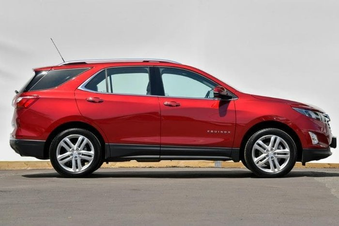 2017 Holden Equinox LTZ EQ MY18 Four Wheel Drive Red