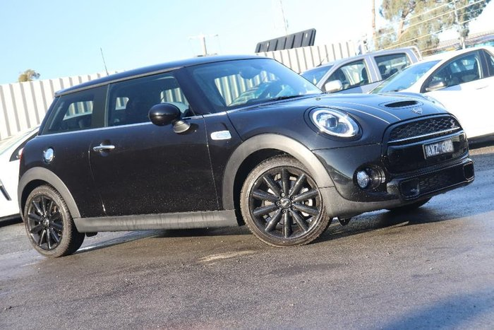2018 MINI Hatch Cooper S F56 Black