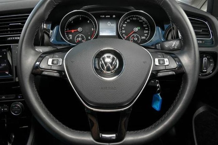 2015 Volkswagen Golf 110TDI Highline 7 MY16 Blue