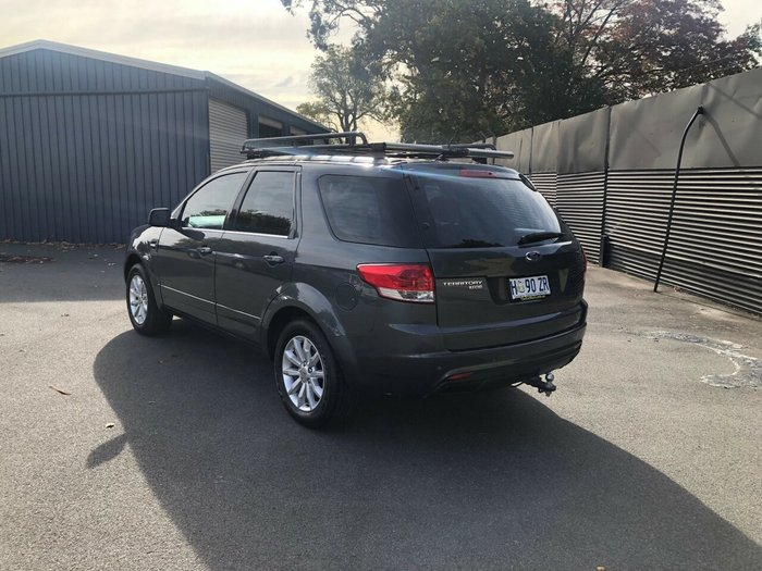 2016 Ford Territory