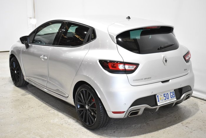 2018 Renault Clio R.S. 200 Cup IV B98 Phase 2 Grey