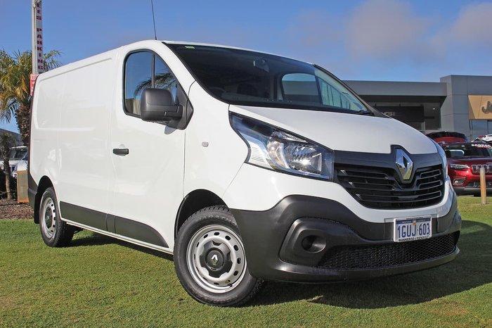 2019 Renault Trafic Trader Life X82 White