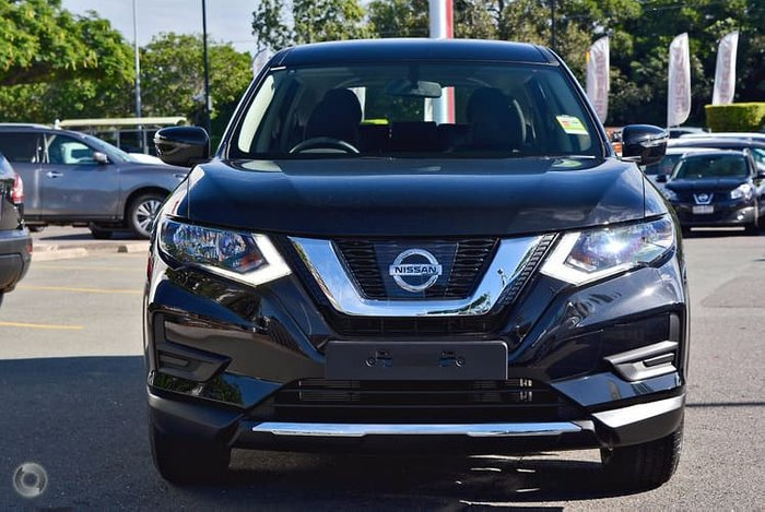 2019 Nissan X-TRAIL ST T32 Series II Black