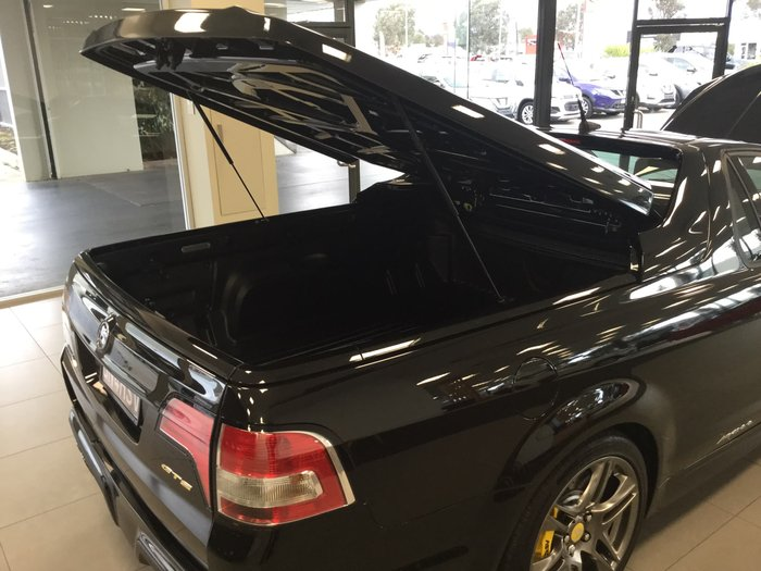 2015 Holden Special Vehicles Maloo GTS GEN-F MY15 Black