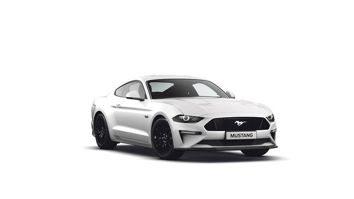 2019 Ford Mustang GT FN MY19 White