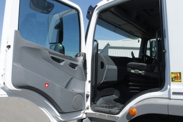 2008 Mercedes Benz 1629 Atego 4X4 Ex-Major Fleet WHITE