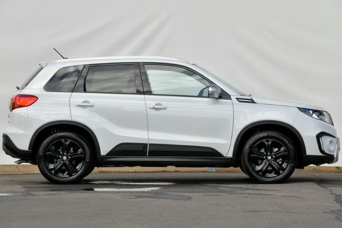 2017 Suzuki Vitara S Turbo LY 4X4 On Demand White