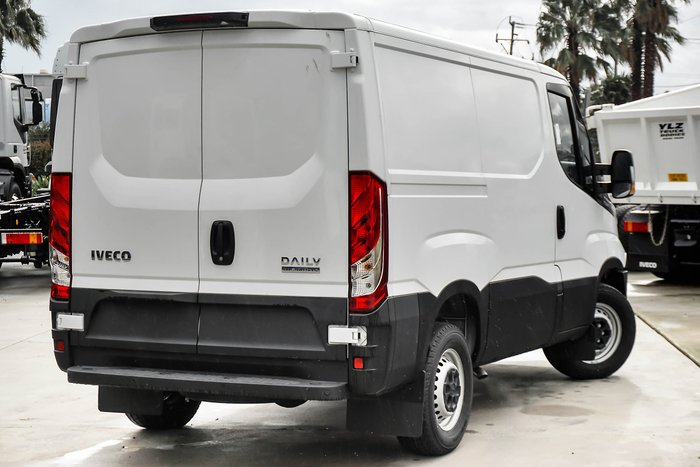 2018 Iveco Daily 35S13 null White