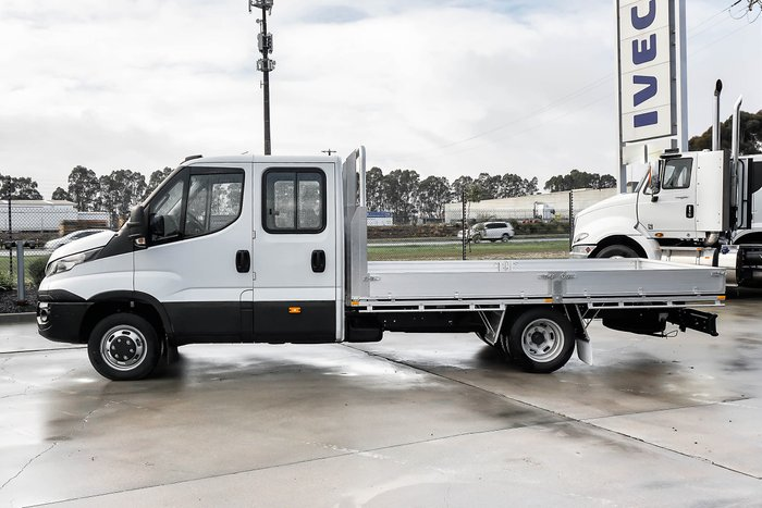 2017 Iveco Daily 50C21 null White