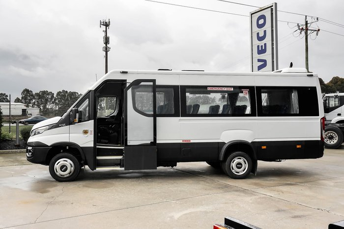 2019 Iveco Daily Minibus Shuttle 16 null White