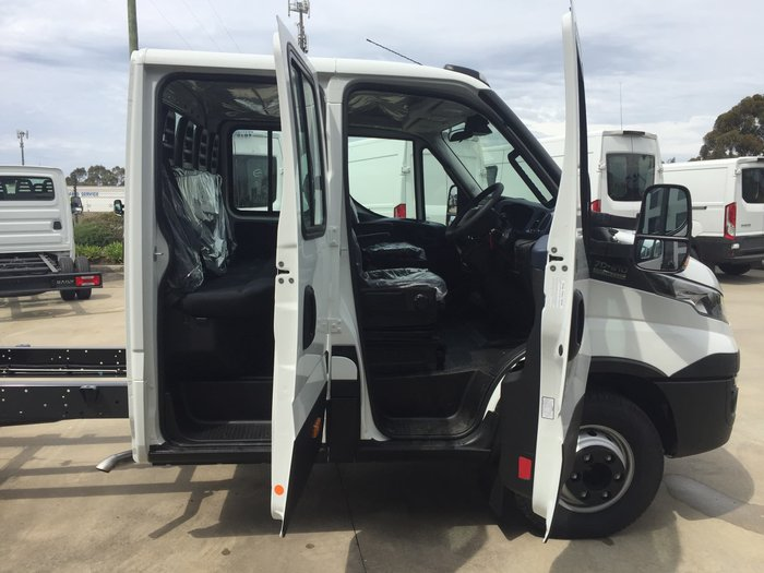 2019 Iveco Daily 70C21 null White