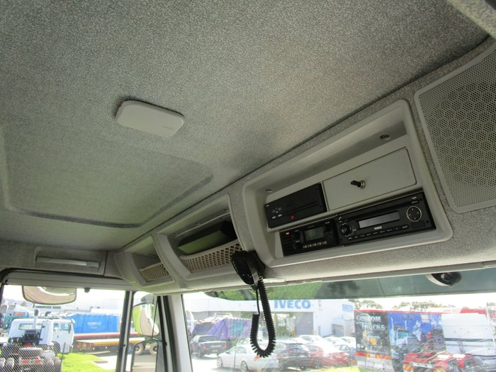 2015 Iveco Powerstar 6400 WHITE