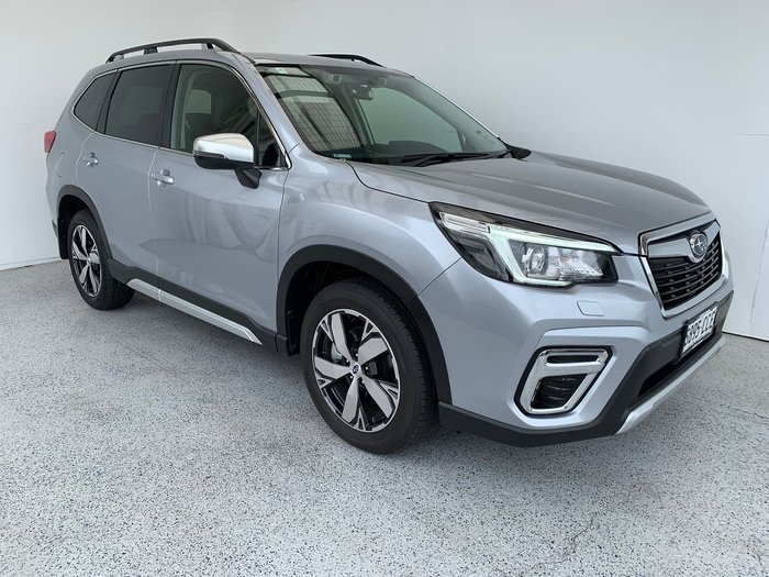 2019 Subaru Forester 2.5i-S S5 MY19 Four Wheel Drive Silver