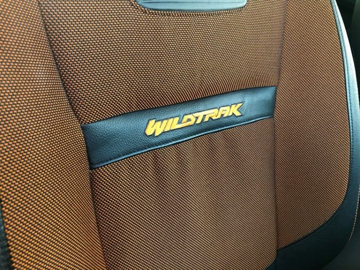2016 Ford Ranger Wildtrak PX MkII 4X4 Dual Range Orange