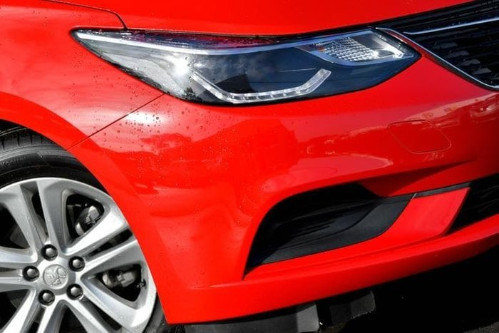 2017 Holden Astra LS+ BL MY17 Red