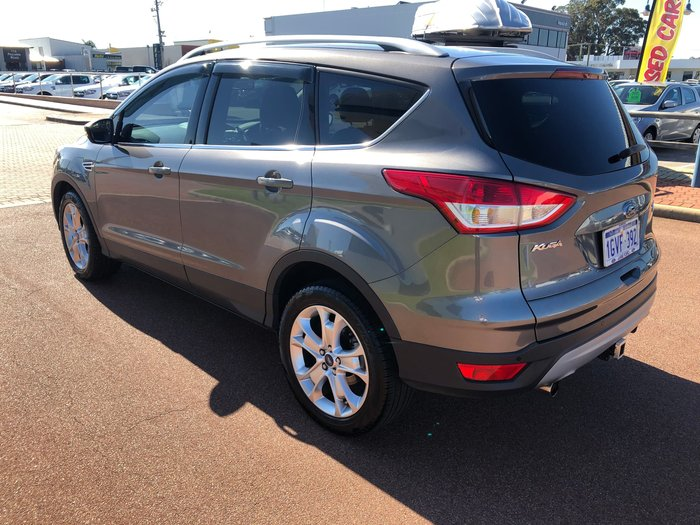 2013 Ford Kuga Trend TF 4X4 On Demand Grey