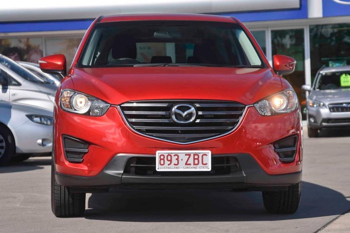 2015 Mazda CX-5 Maxx KE Series 2 Red