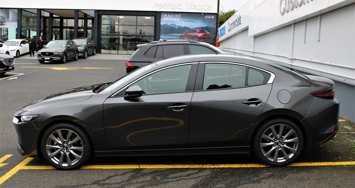 2019 Mazda 3 G25 Evolve BP Series Grey
