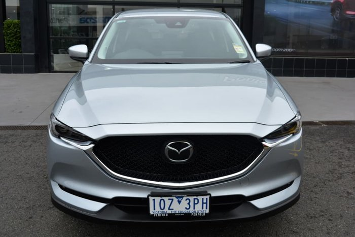 2019 Mazda CX-5 Maxx Sport KF Series 4X4 On Demand Silver