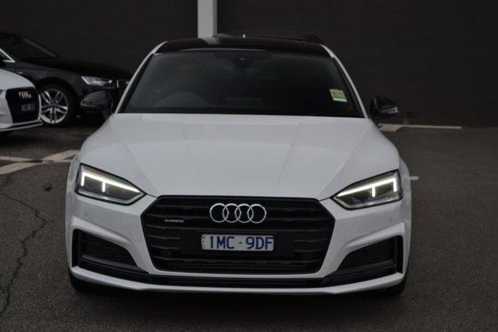 2018 Audi A5 sport F5 MY18 Four Wheel Drive White