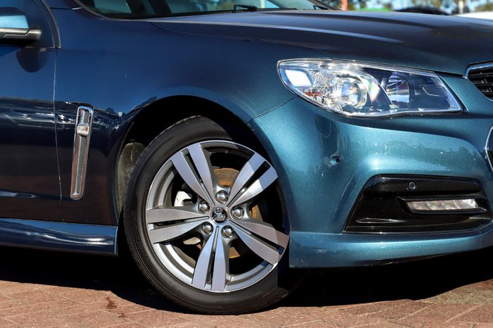 2014 Holden Commodore SV6 VF MY15 Green