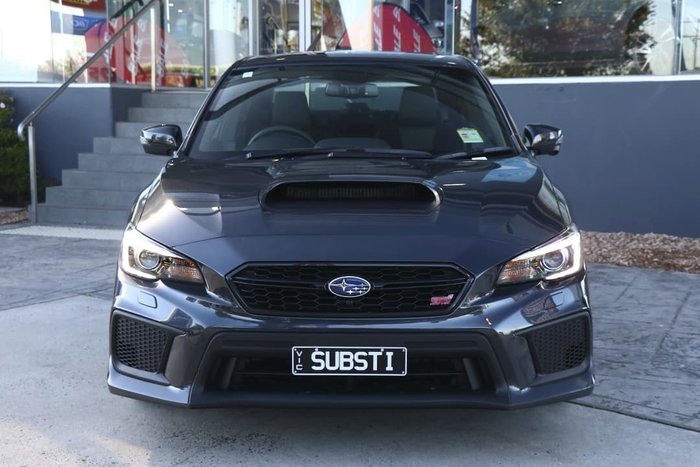 2018 Subaru WRX STI spec.R V1 MY19 Four Wheel Drive Grey