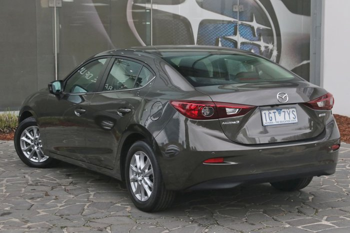 2016 Mazda 3 Touring BN Series Grey