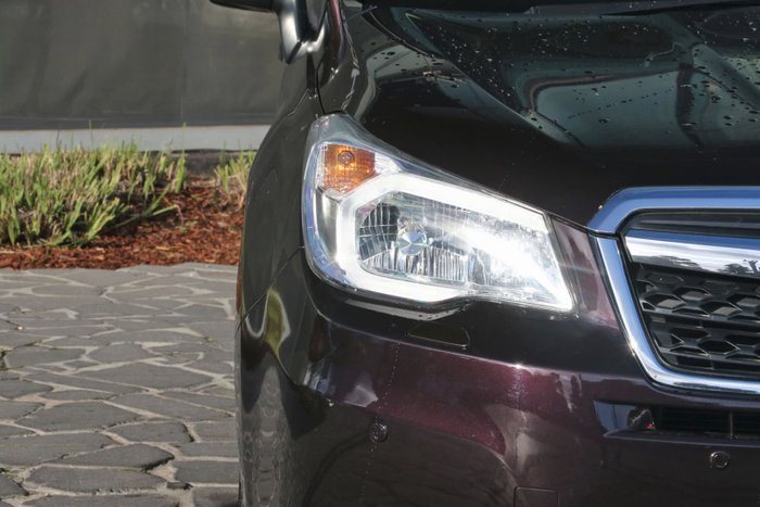 2013 Subaru Forester 2.5i-S S4 MY13 Four Wheel Drive Red