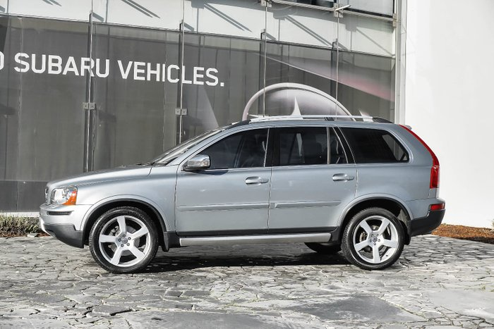 2010 Volvo XC90 D5 Executive MY10 4X4 On Demand Silver