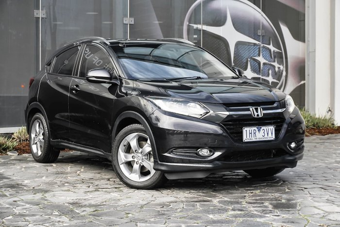 2015 Honda HR-V VTi-S MY15 Grey