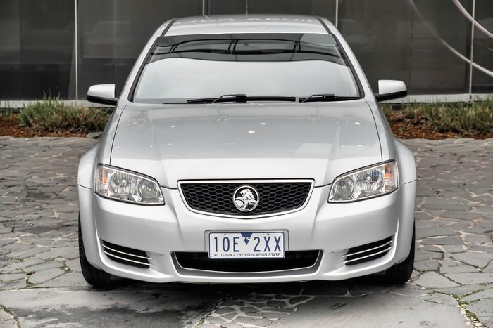 2013 Holden Commodore Omega VE Series II MY12.5 Silver