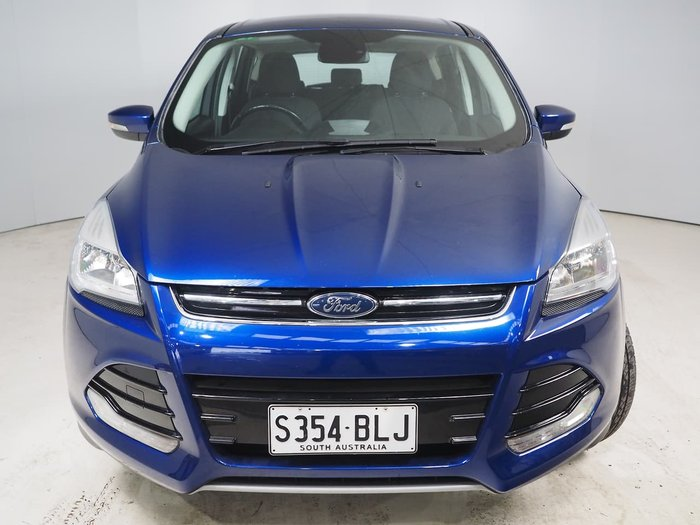 2016 Ford Kuga Ambiente TF MkII MY16 Blue