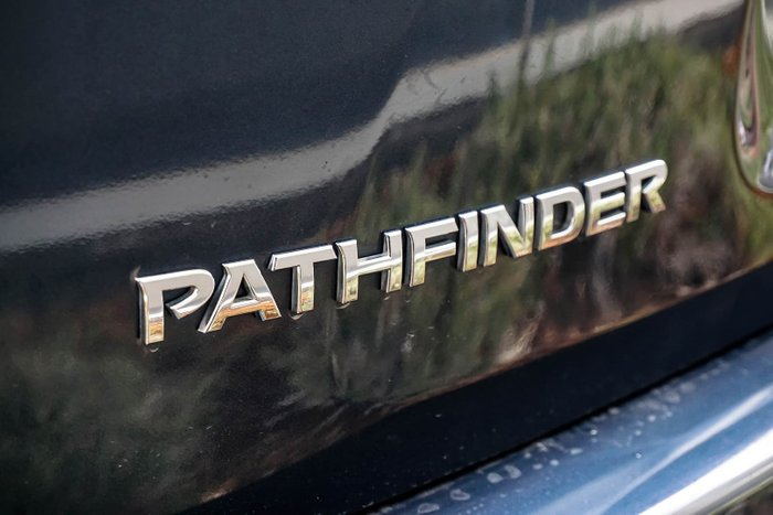 2014 Nissan Pathfinder ST R52 MY14 Blue