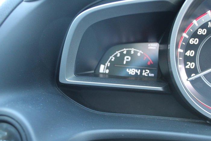 2014 Mazda 3 Touring BM Series Blue