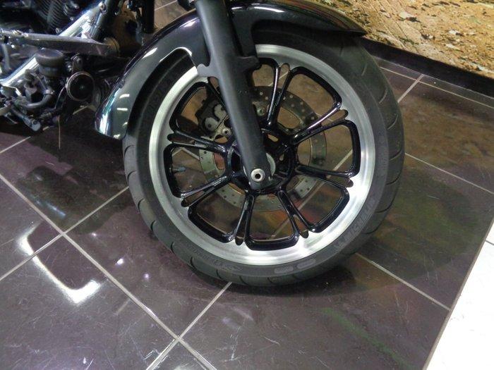 2010 Yamaha XVS950A Black