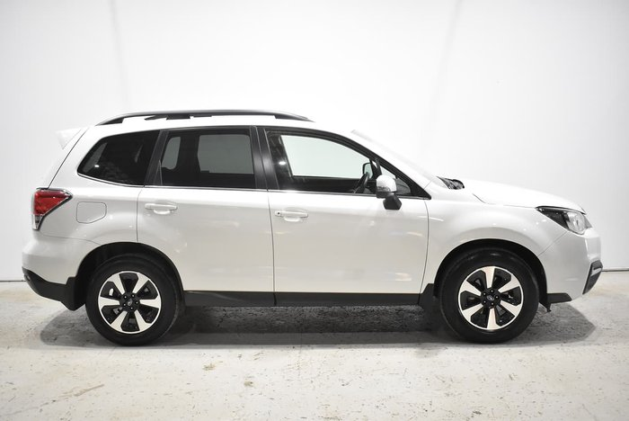 2016 Subaru Forester 2.5i-L S4 MY17 Four Wheel Drive White